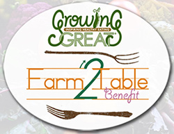 Farm to Table Benefit