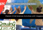 Parent-Child Science Activities with Veggies & Fruits