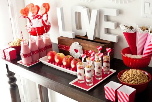 Healthy and Sweet Valentine's Day Treats