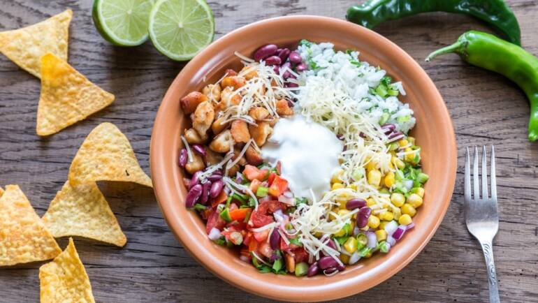 "We Say, ""What's Cooking, GrowingGreat Chefs?""  You Say, ""Quiero un Burrito Bowl with Creamy Chipotle Sauce!"""