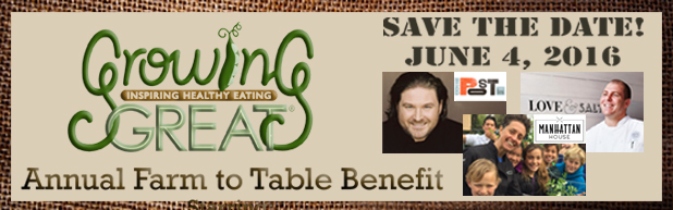Farm to Table Benefit – June 4