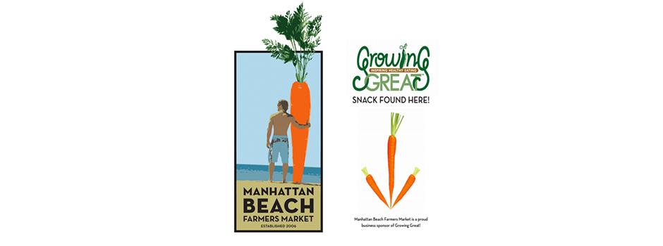Manhattan Beach Farmers Market's 10th Anniversary — July 12, 2016