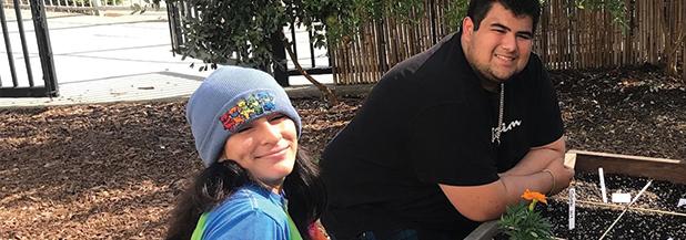 Leuzinger High School Environmental Careers Academy Green Alliance Club: guest blog by Gloria Sanchez